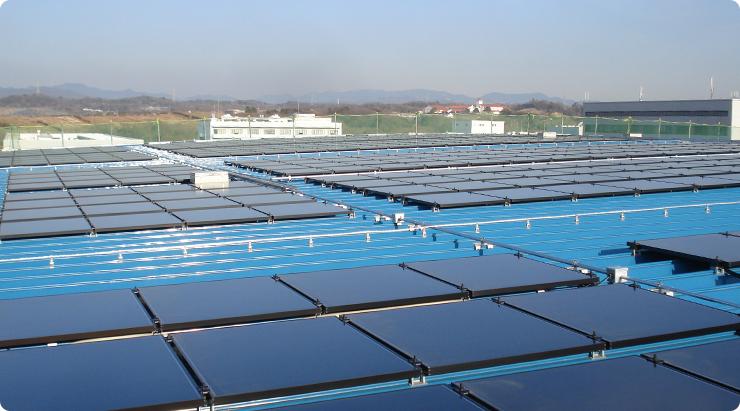 西神工場発電事業所で発電事業を開始しました。