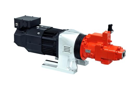 Hydraulic pumps for industrial machinery